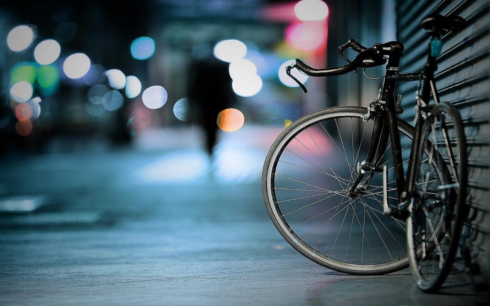 Fahrrad Nacht