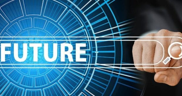 Finger Zukunft
