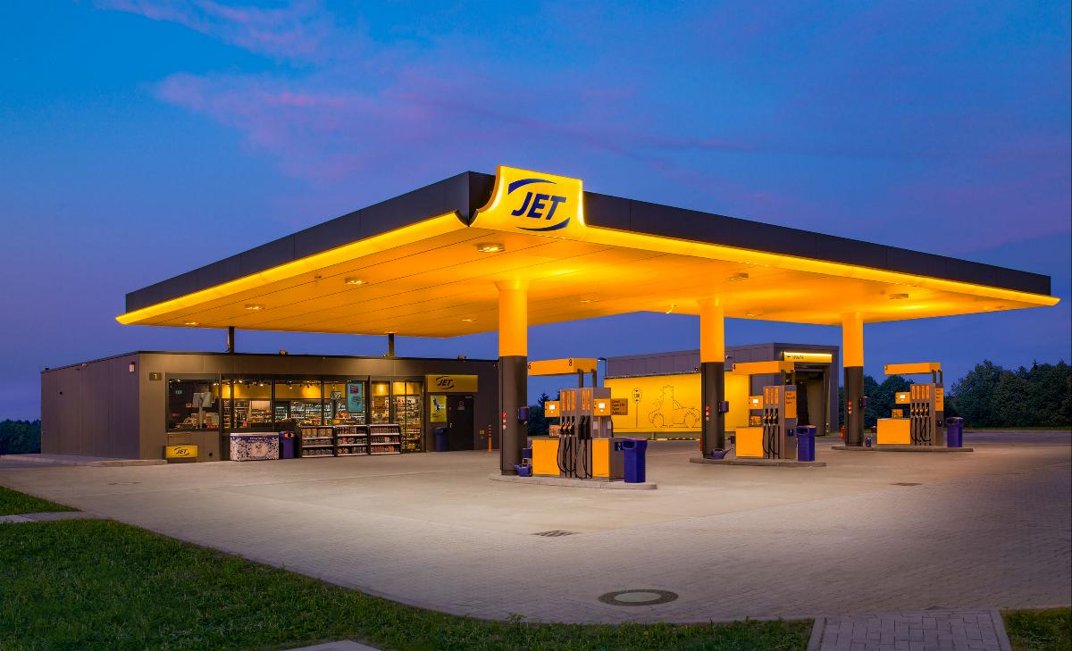 Jet Tankstelle Memmingen