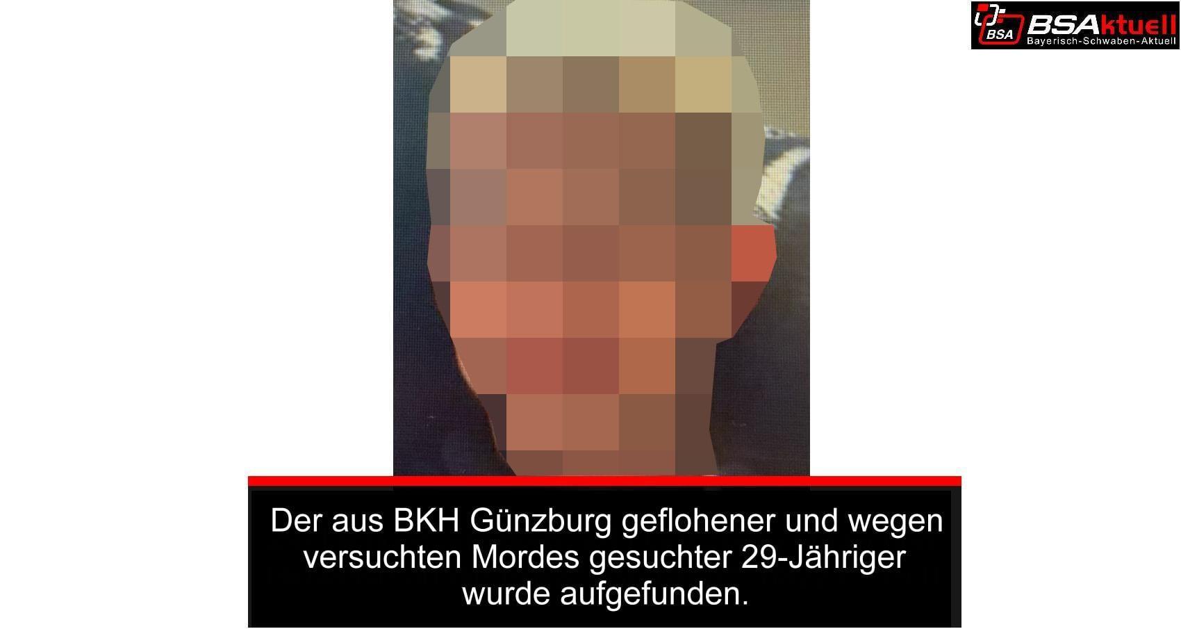 Patrick-entwichen-BKH-Guenzburg