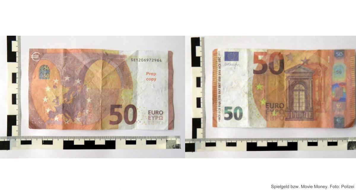 Spielgeld Falschgeld Movie Money