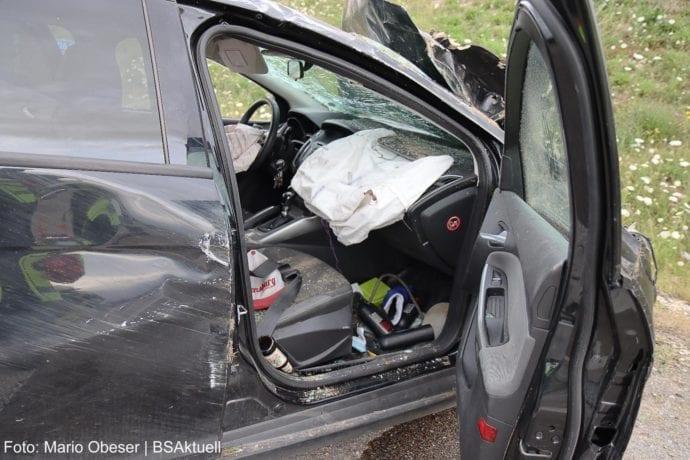 Unfall A8 Leipheim-Kreuz Ulm-Elchingen 26072020 14
