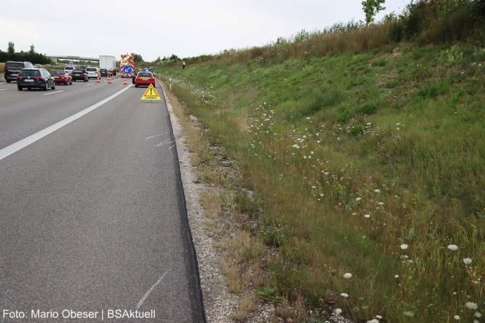 Unfall A8 Leipheim-Kreuz Ulm-Elchingen 26072020 8