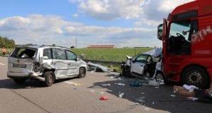 Unfall B28 Ueberleitung A7 Hittistetten 18072020 16