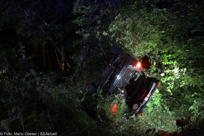 Unfall Leipheim – Unterfahlheim 16072020 14