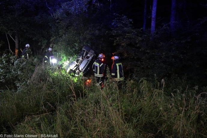 Unfall Leipheim – Unterfahlheim 16072020 2