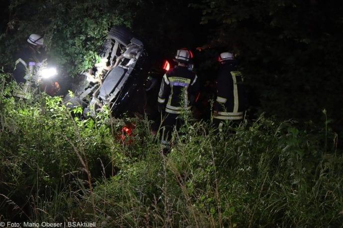 Unfall Leipheim – Unterfahlheim 16072020 3