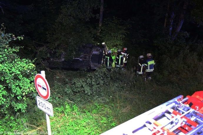 Unfall Leipheim – Unterfahlheim 16072020 5