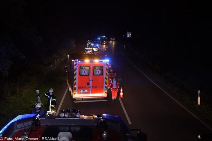 Unfall Leipheim – Unterfahlheim 16072020 6