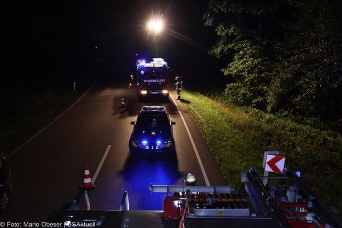 Unfall Leipheim – Unterfahlheim 16072020 7