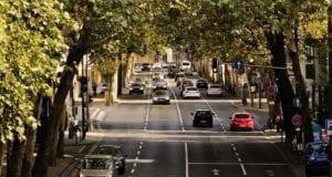 Verkehr Strasse