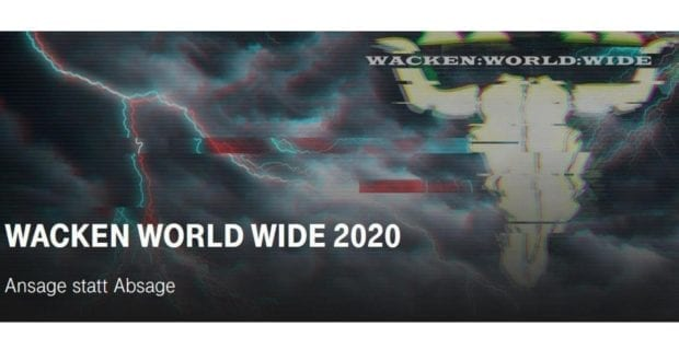 wacken world wide 2020