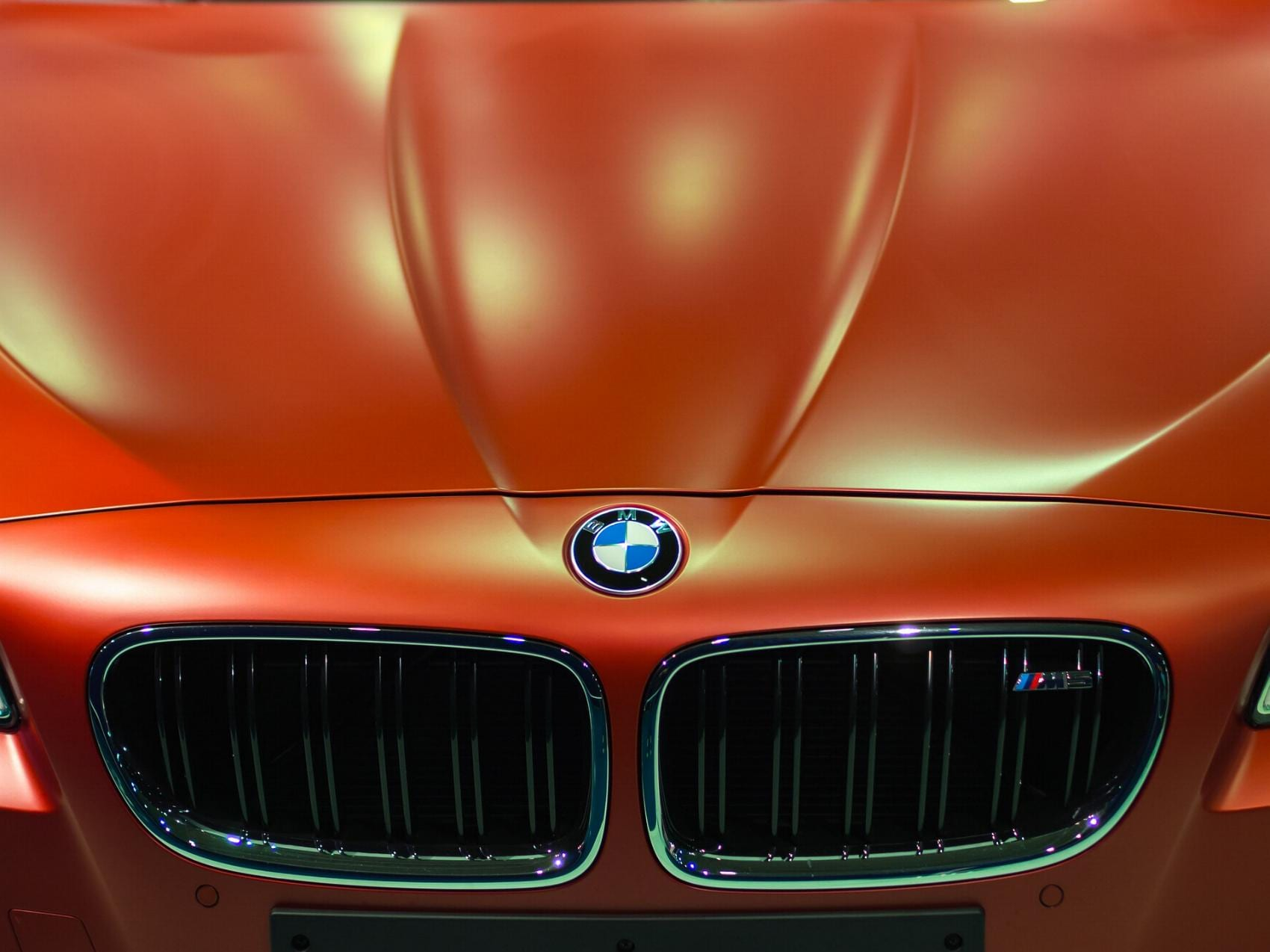 BMW Front
