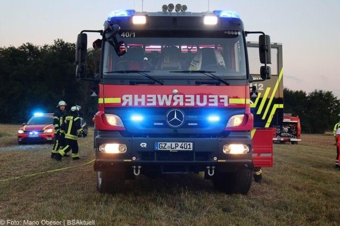 Brand Ballenpresse Echlishausen 31072020 11