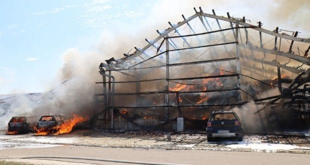 Brand Jettingen Pferdehof Weishaupt 10082020 14