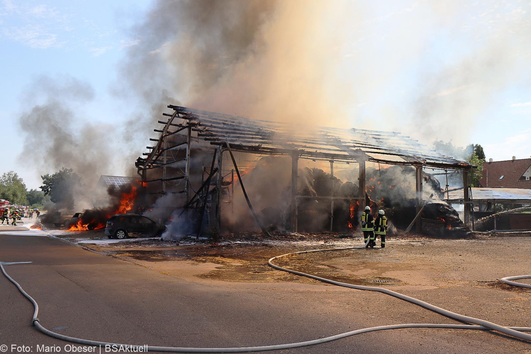 Brand Jettingen Pferdehof Weishaupt 10082020 8