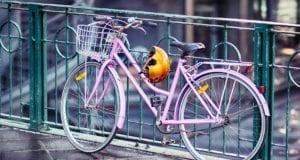 Fahrrad Maedchenfahrrad