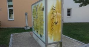 Graffiti Wertingen 1