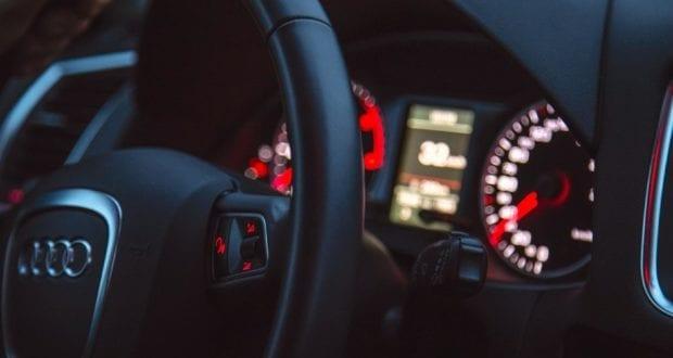 Lenkrad Tacho Audi