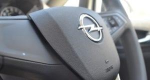 Opel Lenkrad