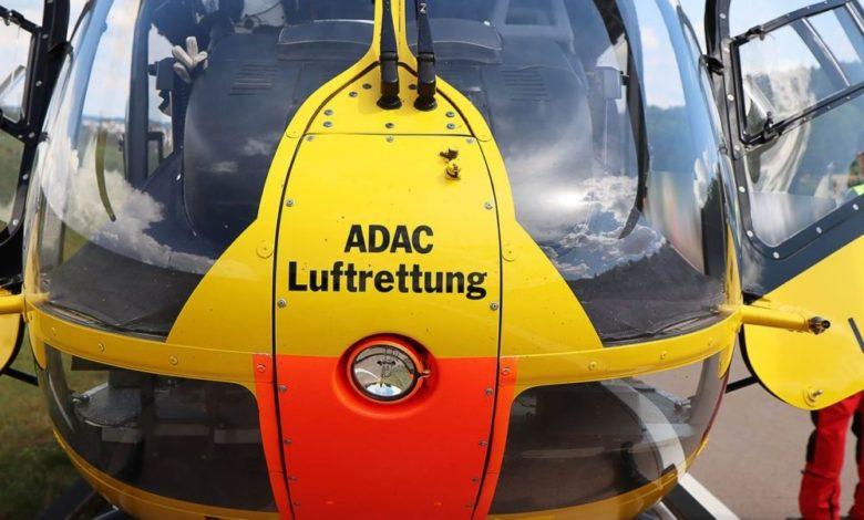 Rettungshubschrauber CH