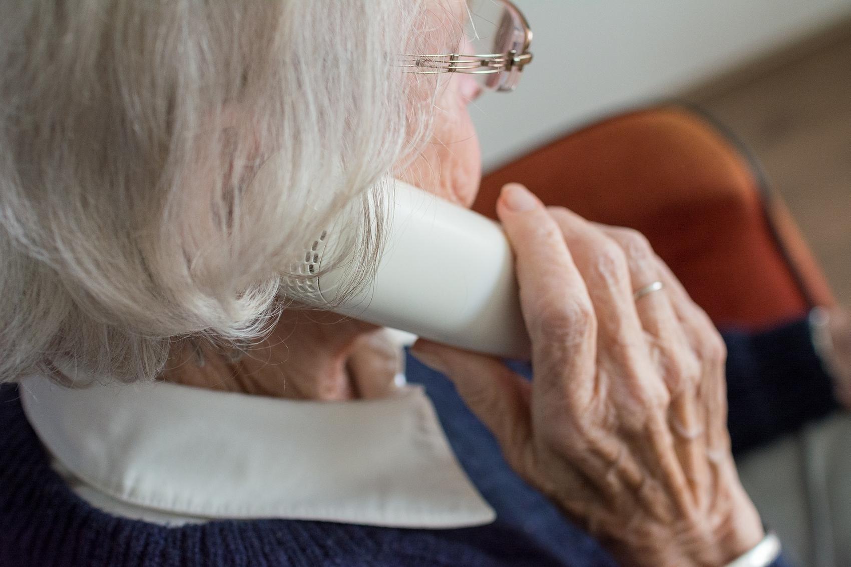 Seniorin Telefon