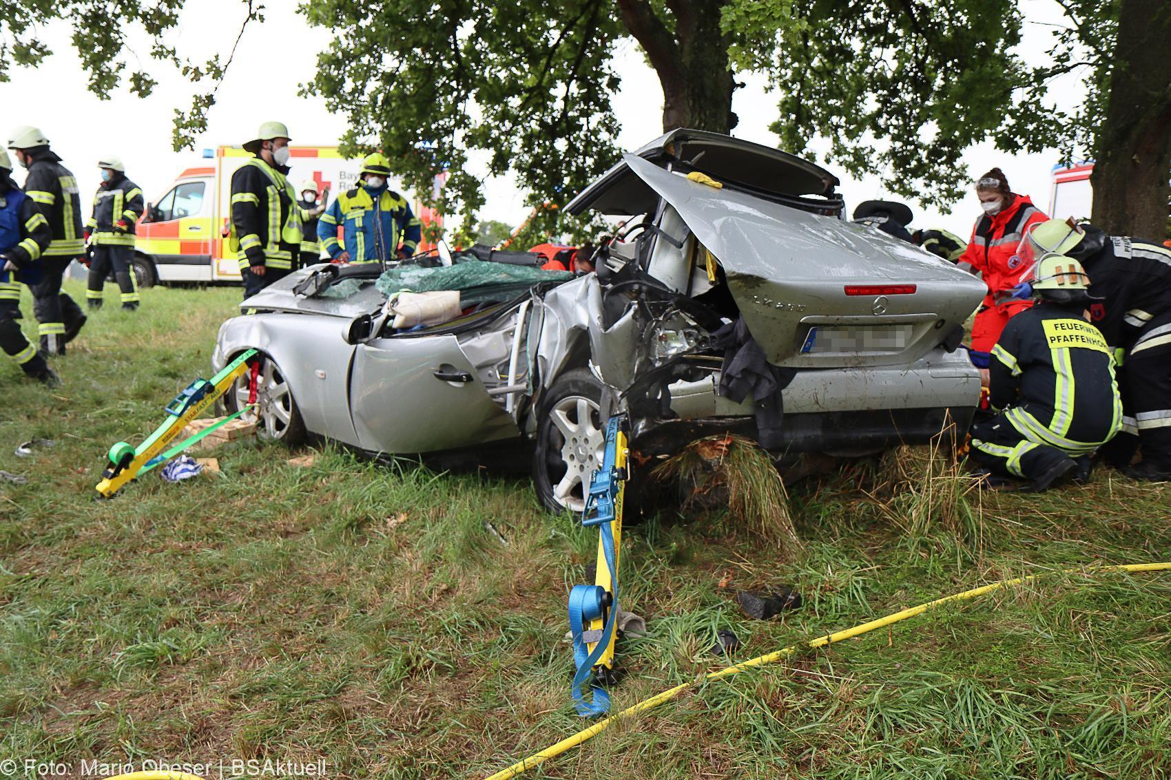 Unfall Kissendorf Raunertshofen 13082020 21