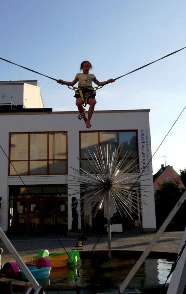 Zweiter Sommer Shopping Abend in Guenzburg 06082020
