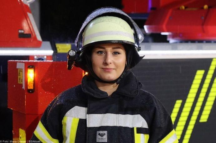 Alena Lindner Feuerwehr Leipheim