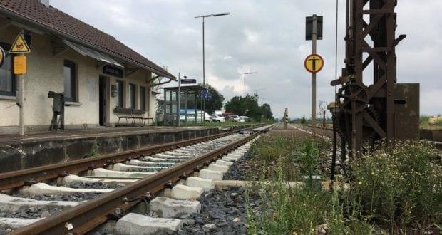Bahnhof Gerlenhofen