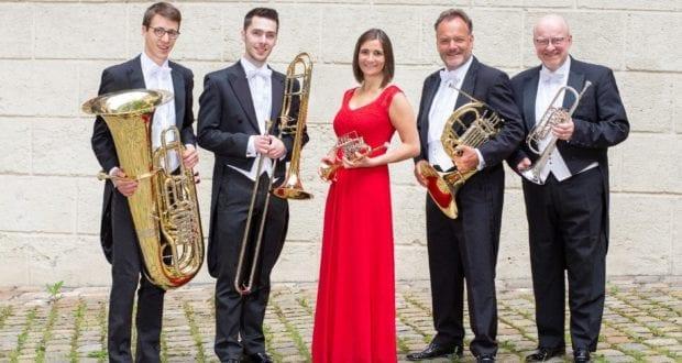 Blechblaeserensembles Harmonic Brass.