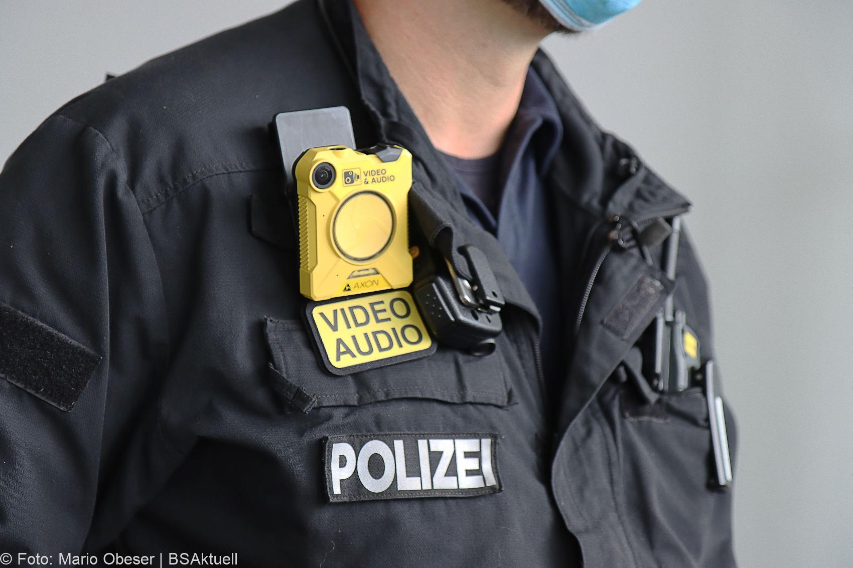 Einsatzuebung Polizei Body Cam Senden Schwaben Sued West 25092020 30