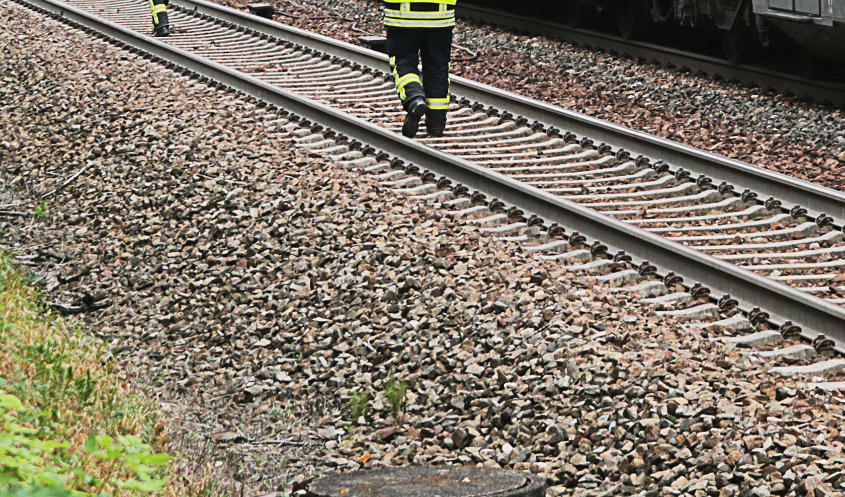 Feuerwehr Gleise