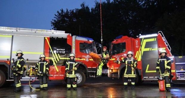 Feuerwehrfauren Feuerwehr Leipheim