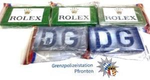 Kokain Nesselwang Grenzpolizei Pfronten
