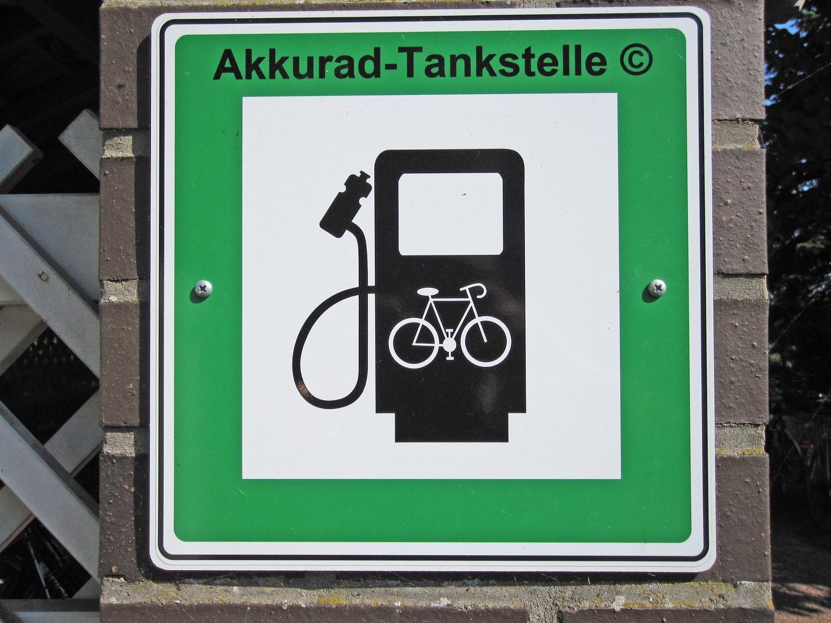 Ladestation E-Bike