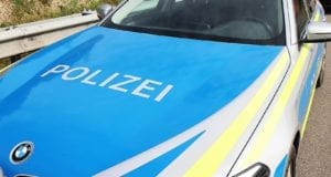 Polizeifahrzeug Einsatz