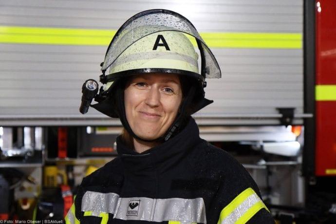 Sabrina Balkheimer Feuerwehr Leipheim