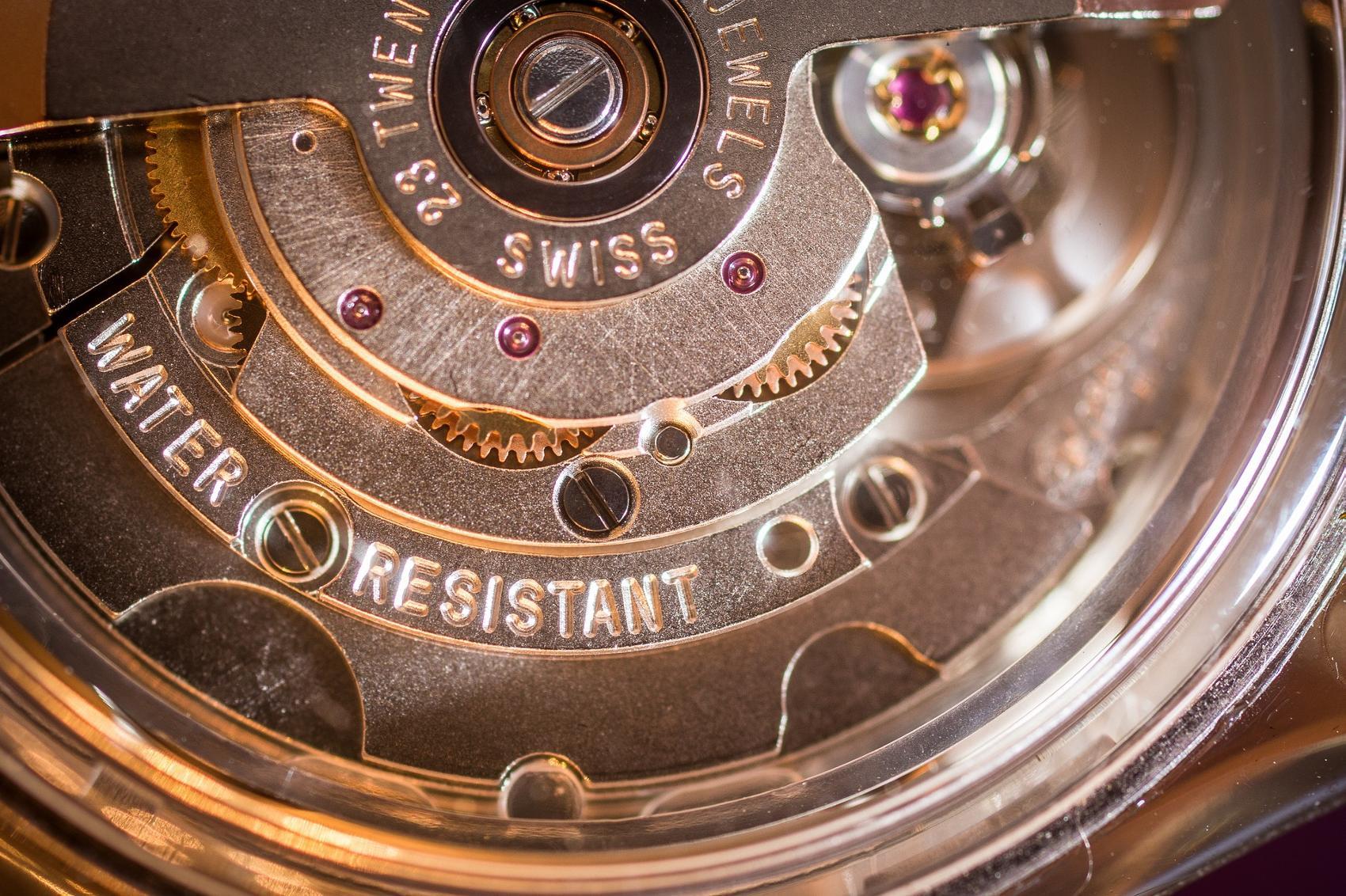 Uhr Armbanduhr Uhrwerk