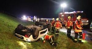 Unfall A8 Burgau Guenzburg 31082020 13
