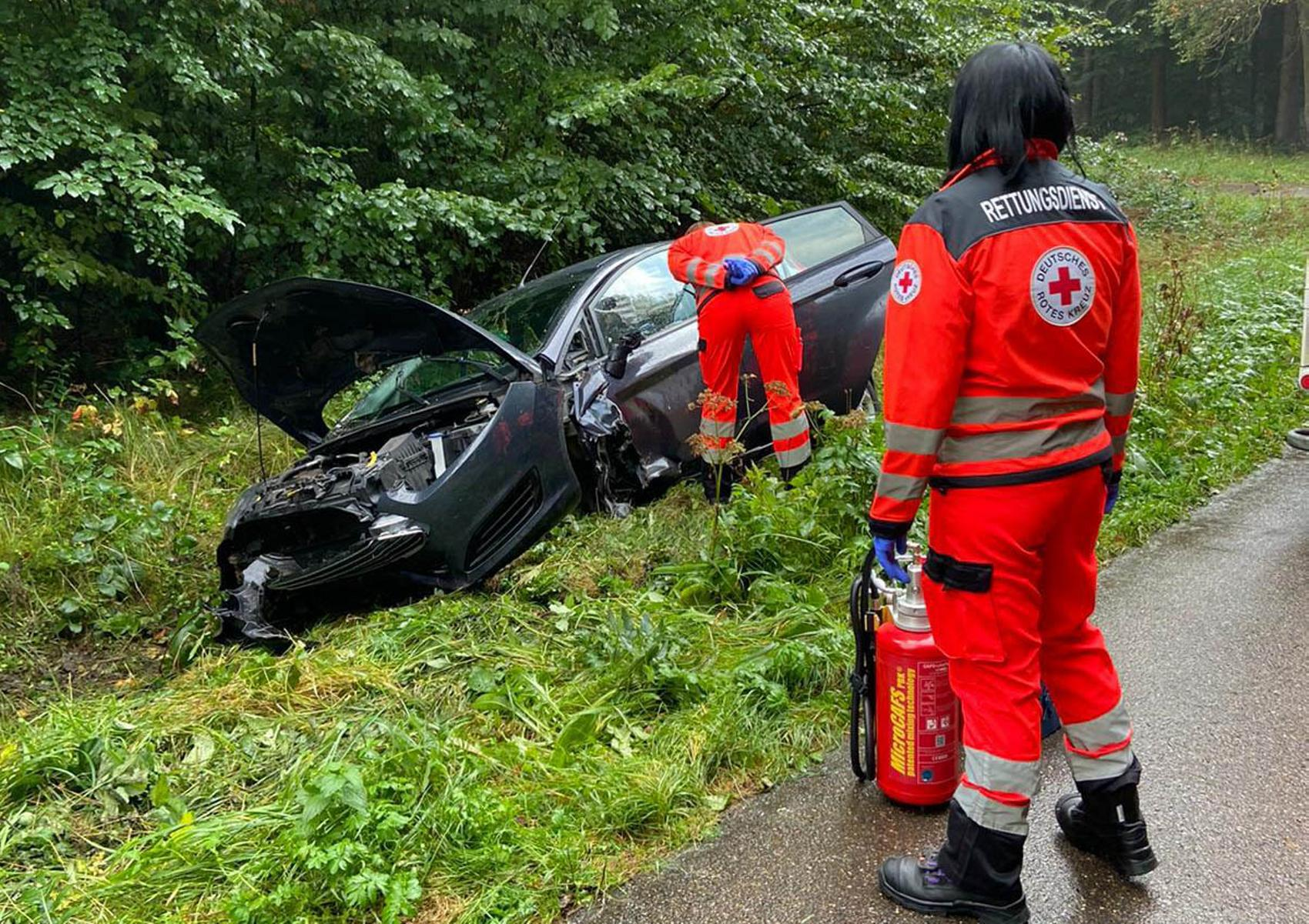 Unfall Ichenhausen Unterrohr 23092020 3