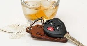 Alkohol Autoschluessel