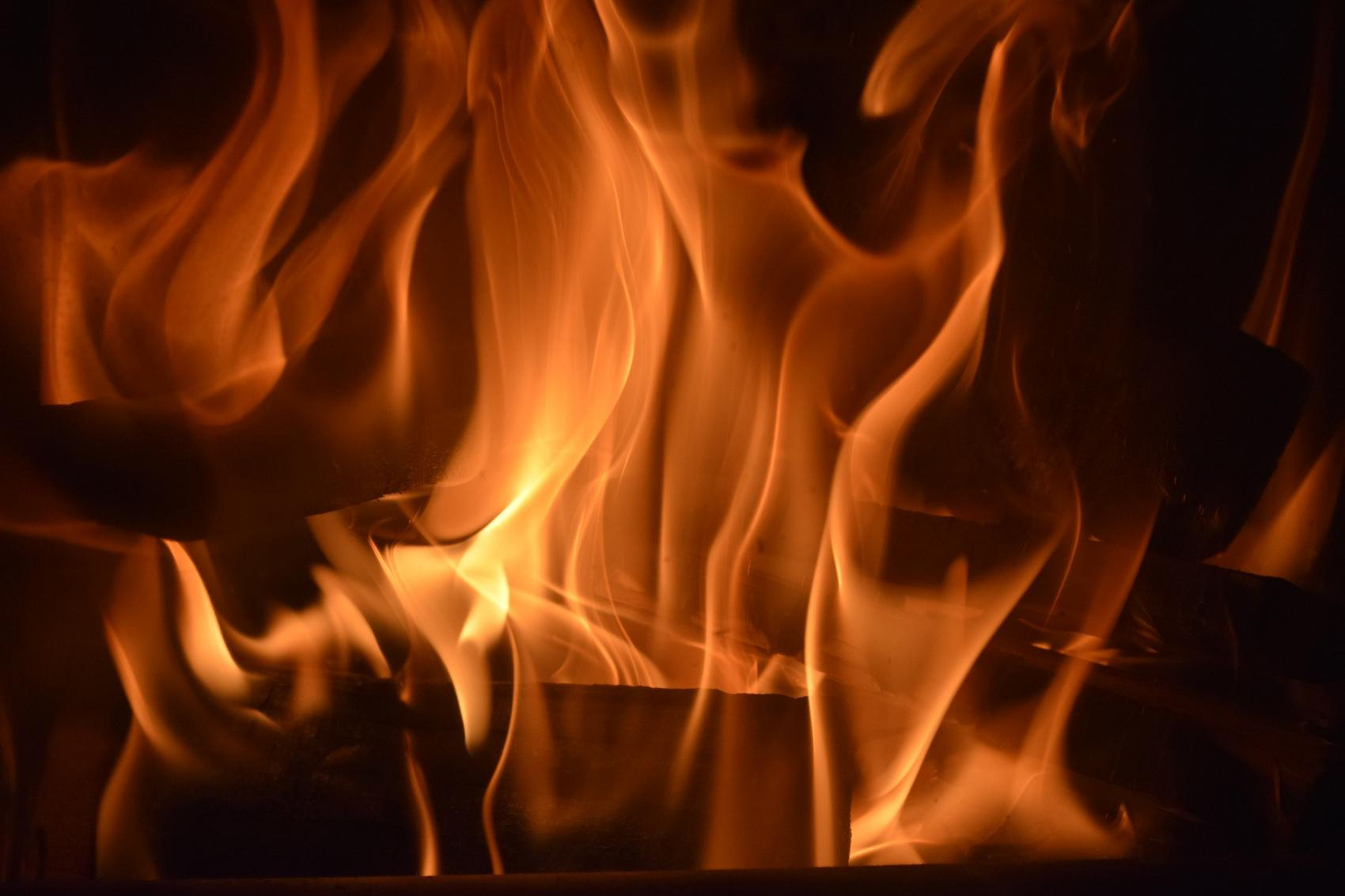 Flammen Feuer