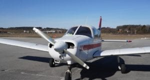 Flugzeug Prombeller