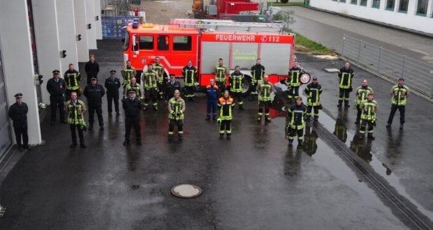 MTA Abschlusslehrgang Feuerwehr Guenzburg 1