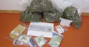 Marihuana Elchingen sichergestellt