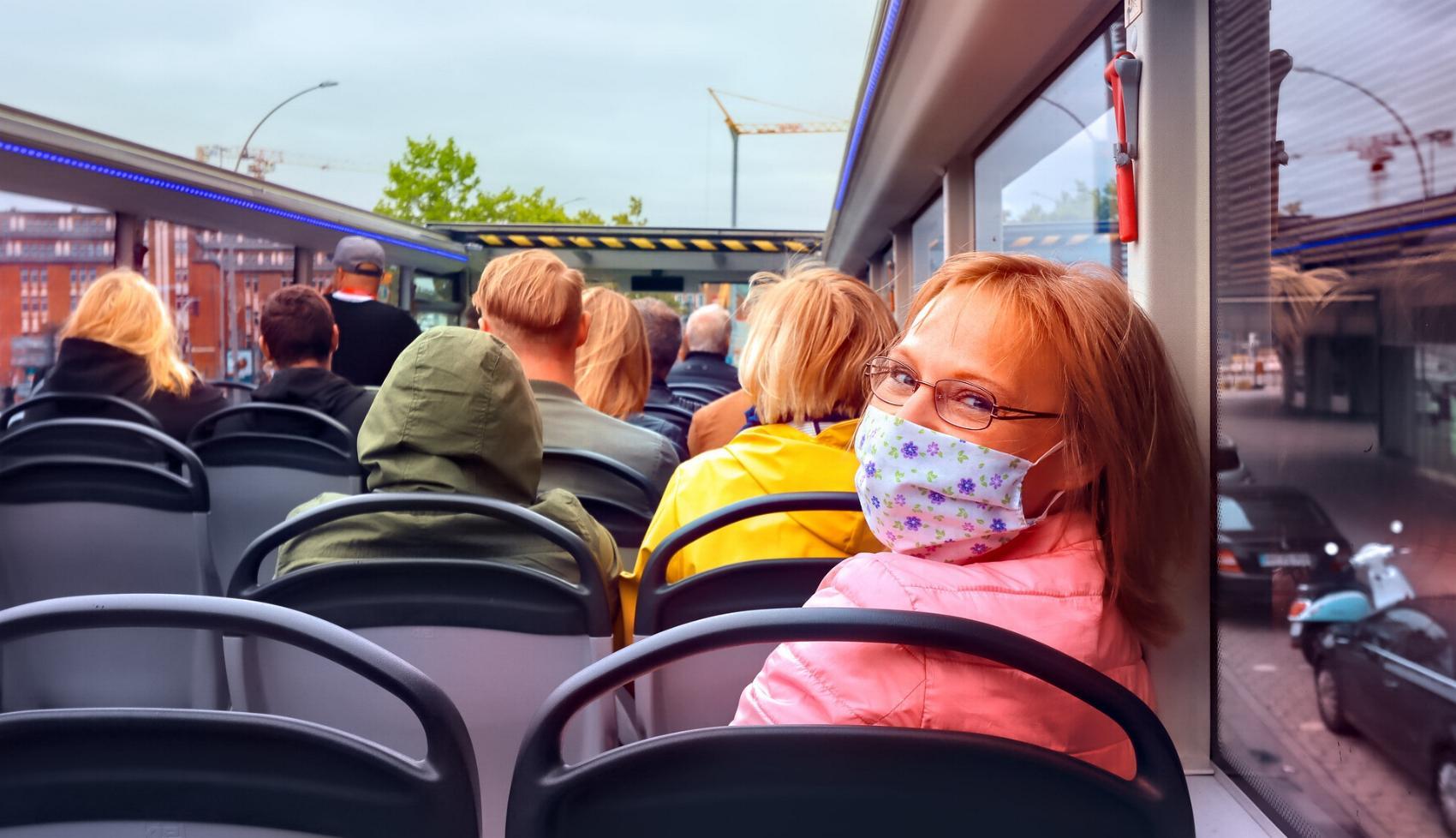Maske Bus