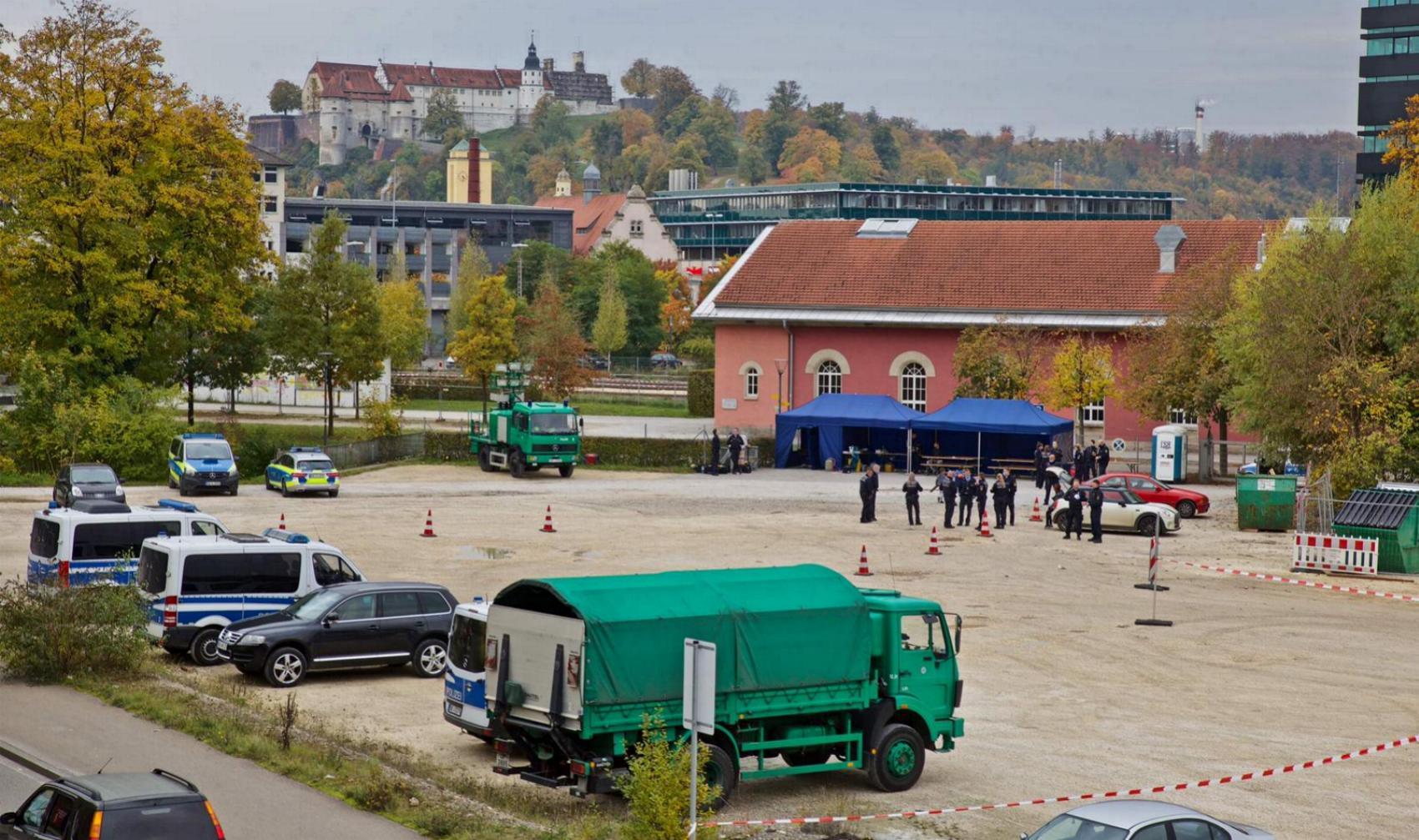 Polizeikontrolle Heidenheim 21102020 3
