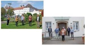 Stadt Guenzburg Ruhestand und Jubilaeen