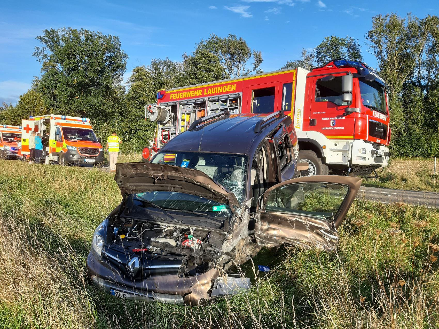 Unfall Lauingen 04102020 2